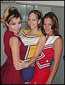 Brandy Didder and her girlfriends get ready for cheerleading practice! from Brandy Didder