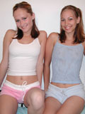Brandy & Stacy Get Naked and Naughty! from Brandy Didder