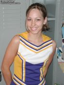Brandy Didder and her girlfriends change out of their cheerleading outfits! from Brandy Didder